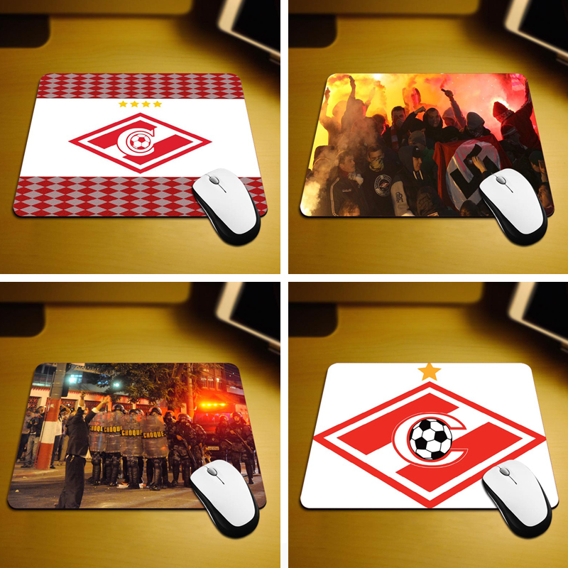MaiYaCa Spartak Moscow Durable New Arrivals Mousemats Size 18 22cm and 25 29cm