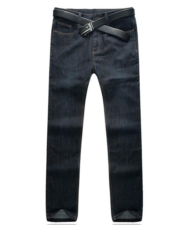 Male Slim Fit Pants For Men Fashion Motorcyle Men's Straight Jeans Denim Biker Trousers Male Famous Brand Plus Size 34-52 E492 new 2016 famous brand men jeans male pants casual stretch slim straight long man trousers jeans for men denim pants y433