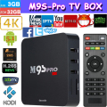 Docooler M9S-PRO Smart Android 5.1 TV Box 3G/32G Amlogic S905 Quad Core KODI16.0 XBMC PC WiFi H.265 DLNA Miracast Media Player