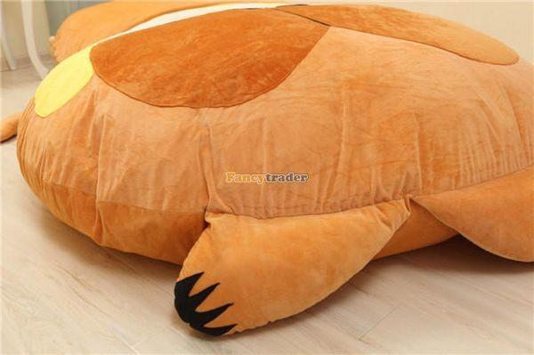 Fancytrader 220cm X 150cm Soft Giant Cute Garfield Cat Bed Carpet Tatami Mattess Sofa, FT50322 (4)