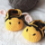 Lindo Del Bebé Del Ganchillo Botines Zapatos Para Niños Niñas Infantiles Sapatos Slofjes Infatil Bebé Cuna Zapatos de Polo Calzado Artículos 503142