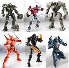 Movie Pacific Rim Robot Gipsy Avenger & Saber Athena & Titan Redeemer & bracer Phoenix PVC BJD Action Figure Toys
