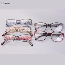 Mix wholesale fashion Women Retro Glasses Frames Men Brand Design prescription Eyeglasses Unisex Optical Metal