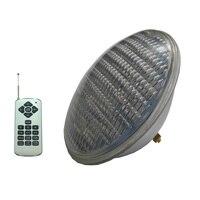 Zwembad Spotlight LED Piscinal PAR56 18W 36W 54W Onderwater Verlichting AC12V Meerdere Kleuren met afstandsbediening Warm Wit koel Wit-in LED Onderwater Verlichting van Licht & verlichting op