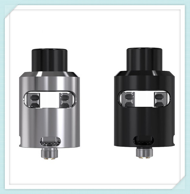 Geekvape Tsunami 24 Plus RDA glass window version with Velocity style deck features gift Geekvape Organic