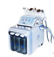 6 в 1 Корейская кожа carel машина кожа подтягивающий кожу чистая кислородная машина для ухода за лицом Электрический Очиститель
