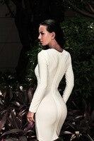 Free Shipping New Brand Original Fashion Women S Dresses 2017 Quality Women Long Sleeved Sexy Tight