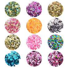 10g/Bag Body Face Glitter Powder Nail Eye Hair Sequins Paillette Party Makeup Multi-colors