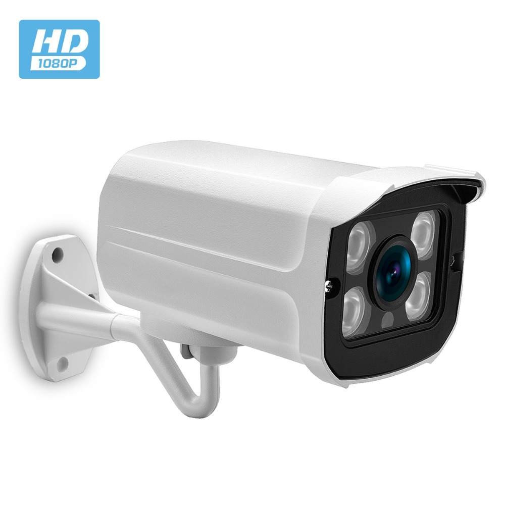 ANBIUX Metal-Case ARRAY Ip-Camera Wide-Angle CCTV Waterproof Security Outdoor 720P 1080P