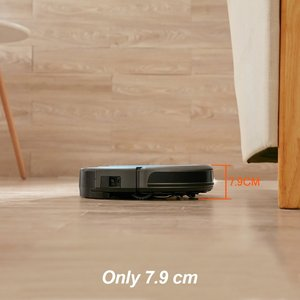Image 3 - Proscenic 811GB Robotic Vacuum Cleaner with APP Control Boundary Magnetic Marker Electric Control Water Tank Robot Cleaner