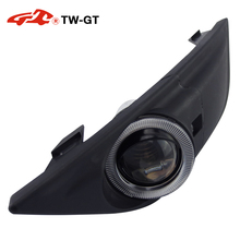 TW-GT DIY Car-styling 2.5 Inch hid bi xenon foglamp projector lens foglight spot light H11 Dedicated for FORD MONDEO 2011-2012