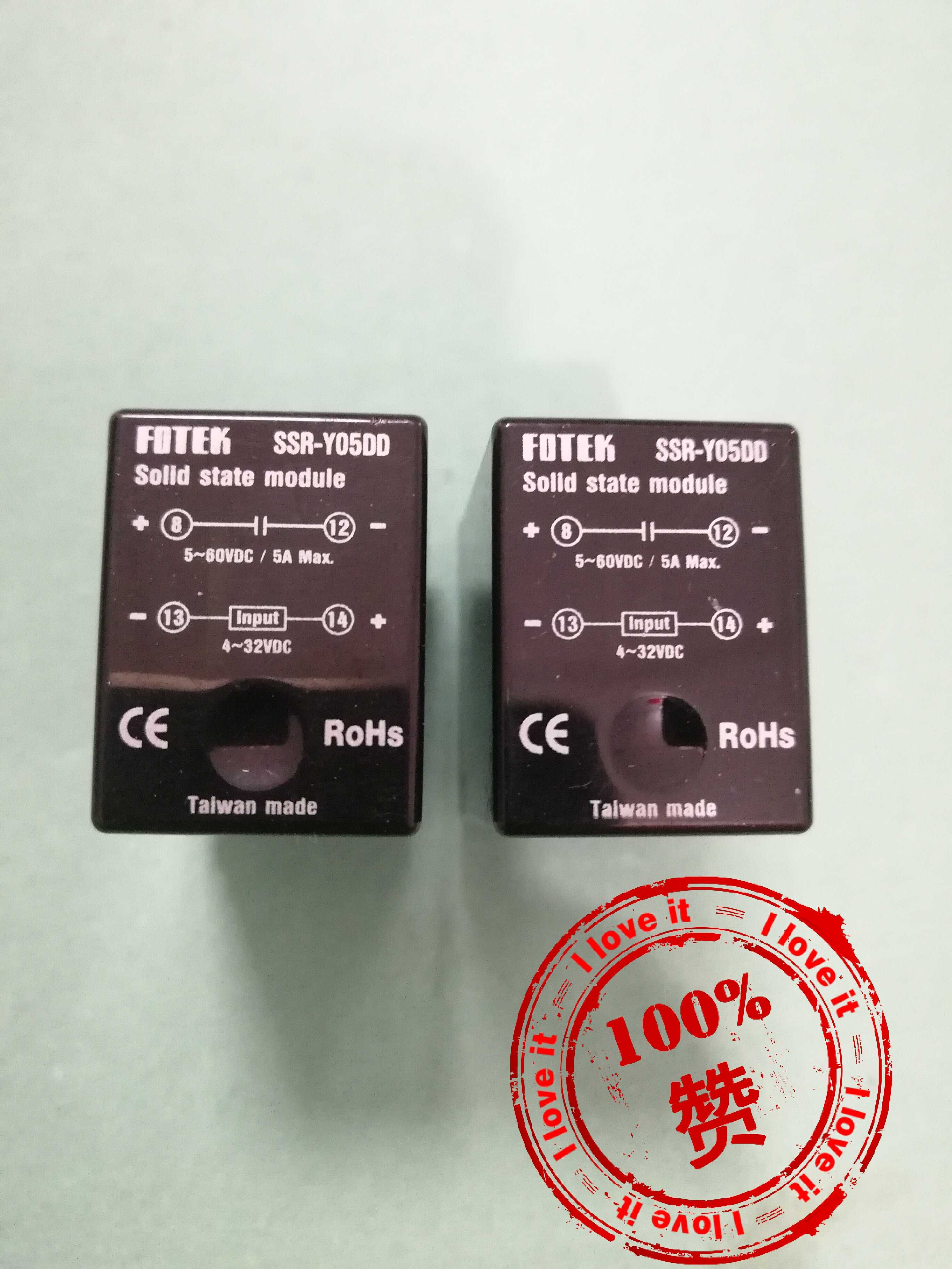 Small base plate Solid state relay SSR-Y05DD original new fake one penalty tenSmall base plate Solid state relay SSR-Y05DD original new fake one penalty ten