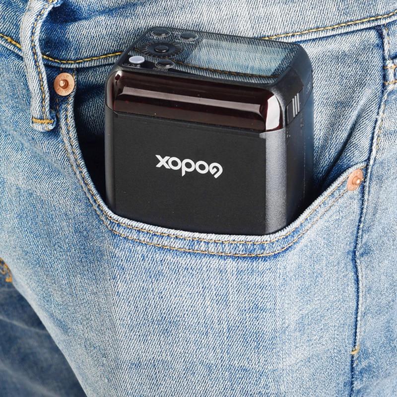 GODOX AD200 TTL 2.4กรัม1/8000วินาทีไฮสปีดกระเป๋าแสงแฟลชคู่หัว200Wsที่มี2900มิลลิแอมป์ชั่วโมงแบตเตอรี่ลิเธียมที่มี2.4กรัมไร้สายXระบบ-ใน แฟลช จาก อุปกรณ์อิเล็กทรอนิกส์ บน AliExpress - 11.11_สิบเอ็ด สิบเอ็ดวันคนโสด 3