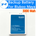 Bluboo Maya Bateria 100% Novo de Alta Qualidade 3000 Mah Substituição Da Bateria Bateria De Backup Para Smartphones Bluboo Maya