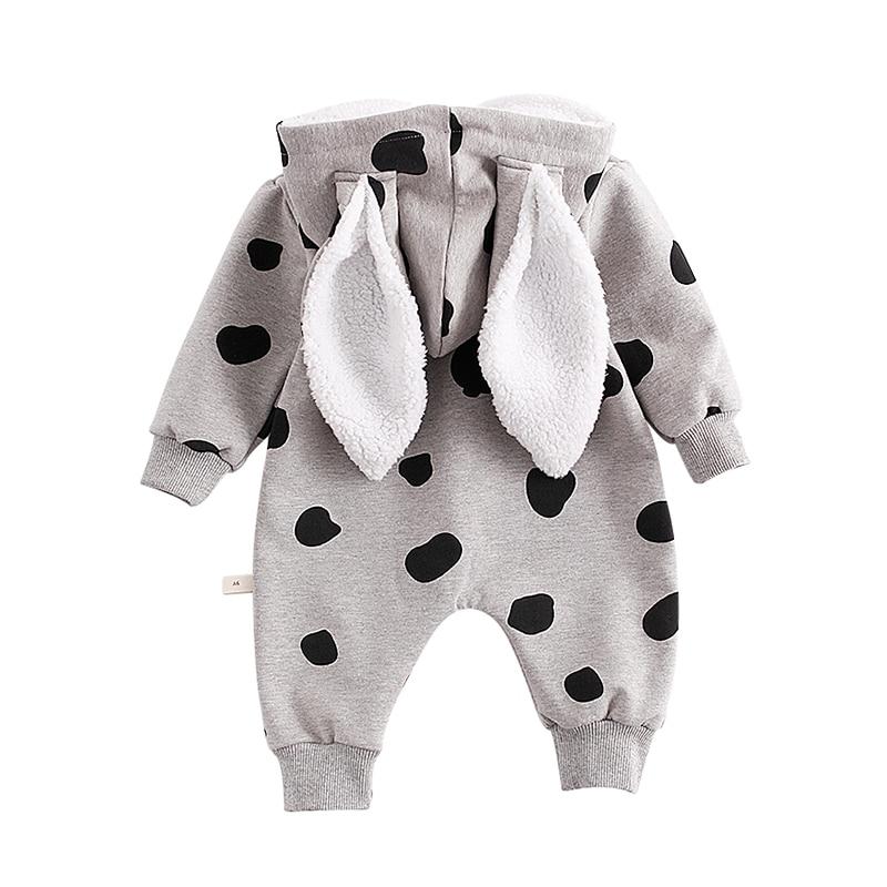 7e373909c895 Buy Newborn Baby Rompers Winter Long Sleeve Boys Girls Clothing ...