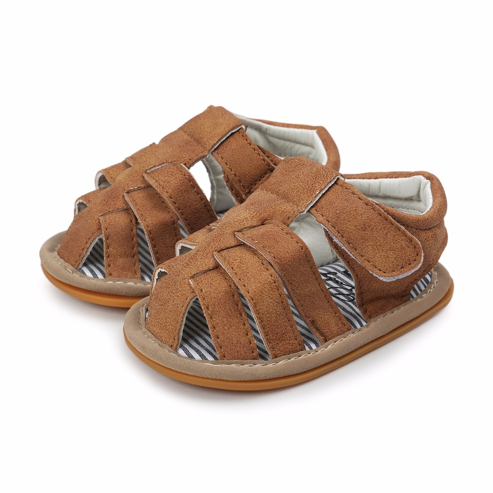 Brown-Color-Summer-Autumn-Newborn-Baby-Boy-Sandals-Clogs-Shoes-Casual-Breathable-Hollow-For-Kids-Children-Toddler-3
