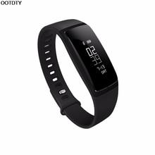 Bluetooth Smart часы V07 Приборы для измерения артериального давления сердечного ритма Мониторы для iPhone 7 android # L060 # Новый горячий