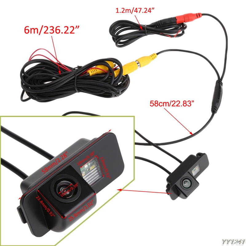 Rearview Reverse Reversing Parking Camera For Ford/Mondeo/Ba7 S-Max/Fiesta/Kuga Vehicle Camera 2018 Automobiles Parts
