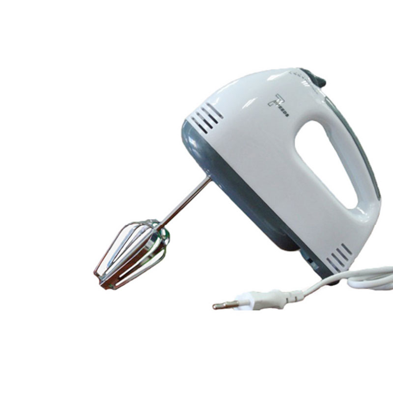 Manufacturer Direct Electric Whisk Stainless Steel Hand-Held Baking Electric Egg Beater Household Mini Mixer
