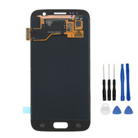 Super AMOLED Phone LCD Display For Samsung Galaxy S7 G930 G930F G930A G930V G930P G930T Touch