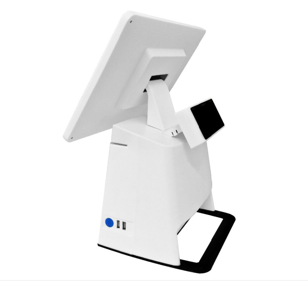 11.6 Inch Pos Terminal /all In One Touch PC/pos System With 11.6 LED Touch