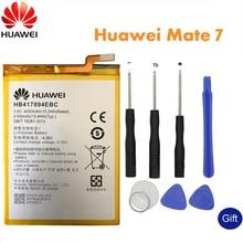 Huawei Original Phone Battery HB417094EBC For Huawei Ascend Mate 7 MT7 TL00 TL10 UL00 CL00 Li-ion Replacement Battery 4000mAh аккумулятор для телефона ibatt hb417094ebc для huawei ascend mate 7 ascend mate 7 mt7 l09 mt7 cl00 ascend mate 7 mt7 tl10 ascend mate 7 mt7 cl00 ascend mate 7 mt7 ul00 ascend mate 7 dual mt7 tl00 ascend mate 7 dual sim