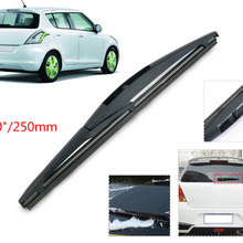 """Beler новинка 1"""" /250 мм Задняя щетка стеклоочистителя для ветрового стекла для Suzuki Swift 2005 2006+ для SUZUKI SX4 для MITSUBISHI ASX 2010"""