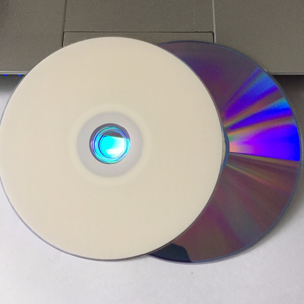 50 discs Less Than 0.3% Defect Rate Grade A 8.5 GB Blank Printable DVD+R DL Disc 50 discs Less Than 0.3% Defect Rate Grade A 8.5 GB Blank Printable DVD+R DL Disc