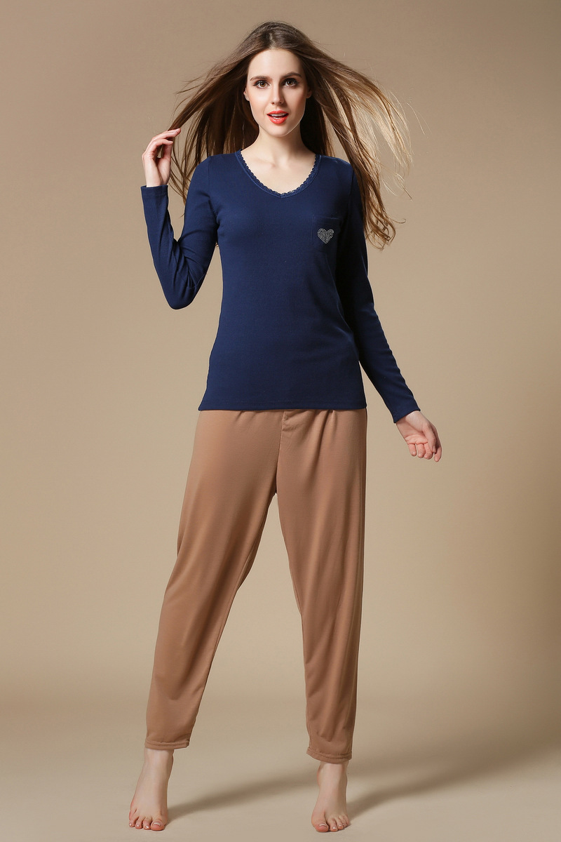 Relaxed-Loose-Sleep-Pajama-Trousers-Bott