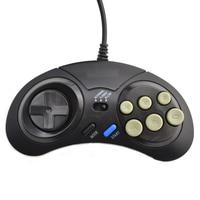 2pcs  Game controller for SEGA Genesis 2