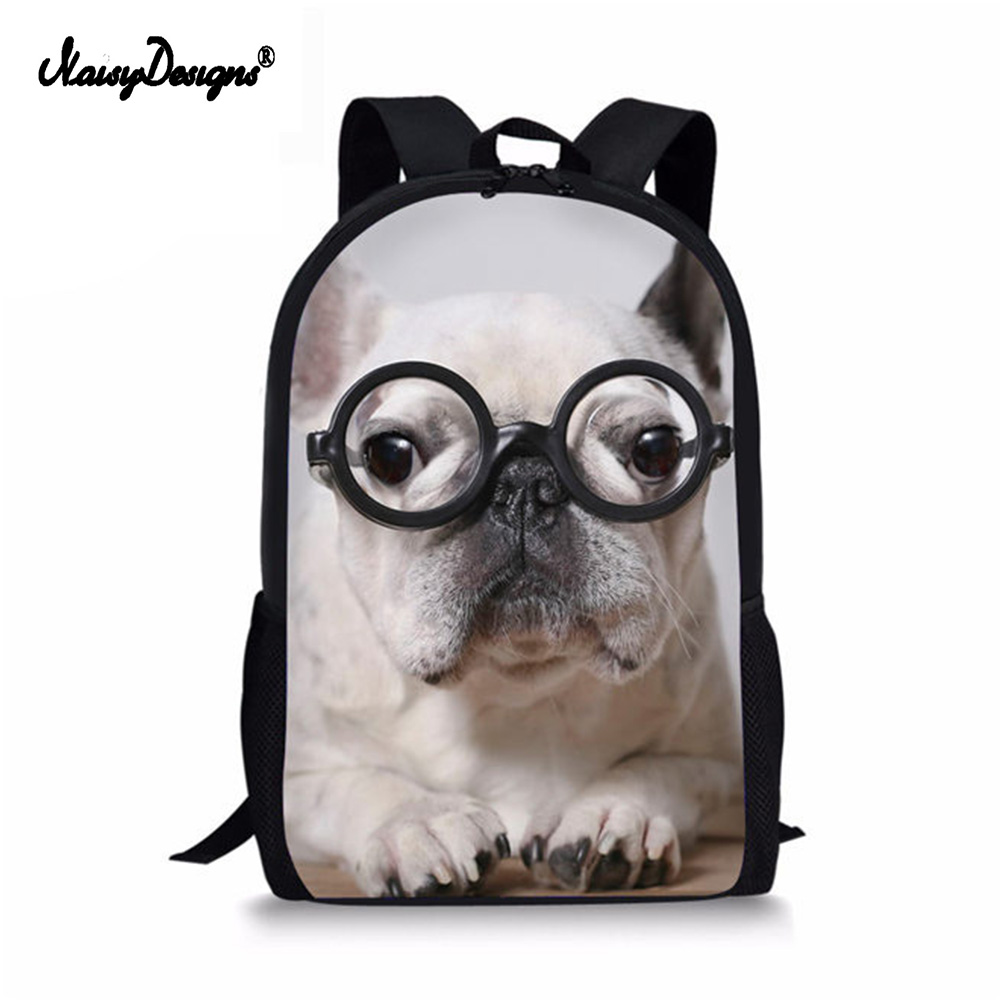 Detail Feedback Questions about Animal Backpack Childrens Dog Rottweiler  Pug printed Men Women Daily Backpack Boys Girls School Backpacks Cat Punk  School ... a9b3d65a57a9e