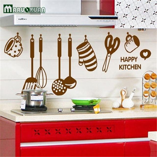 Kitchen Utensils Wallpaper hot style kitchen refrigerator ceramic tile adhesive waterproof