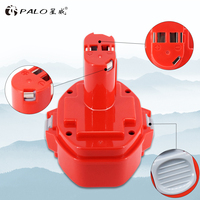 Bateria da ferramenta elétrica de palo 14.4 volts 2000 mah NI-CD para a bateria de makita 14.4 v para makita pa14  1422 1420  192600-1  6281d  6280d