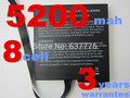 notebook battery forSuper Talent N755 N755IA N755II N755INX Targa Visionary XP 210,XP II,XP-210 755-4S4000-S2S1