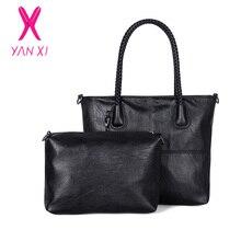 YANXI Women Bags Designer Handbag for Pouch 2018 Casual Tote Bag Ladies Luxury Purses and Handbags Crossbody