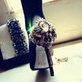 Сексуальный Черный Острым Носом 7 см/9.5 см Каблуки Насосы Женская Обувь Slip-on весна Женская Обувь Насос Свадьба Обувь Новый Размер 8 каблуки