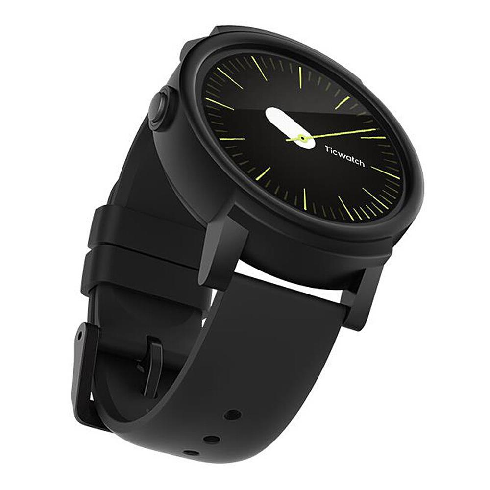 Original Ticwatch E Sports Smartwatch 1.4 OLED Display MT2601 Android Wear Bluetooth 300mAh Music GPS WIFI Smartwatch Phone