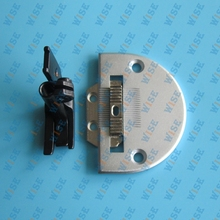 NEEDLE PLATE & FEED DOG & DOUBLE TOE WALKING FEET SETS FOR CONSEW SEIKO STYLE  18030+18031+10795+10796