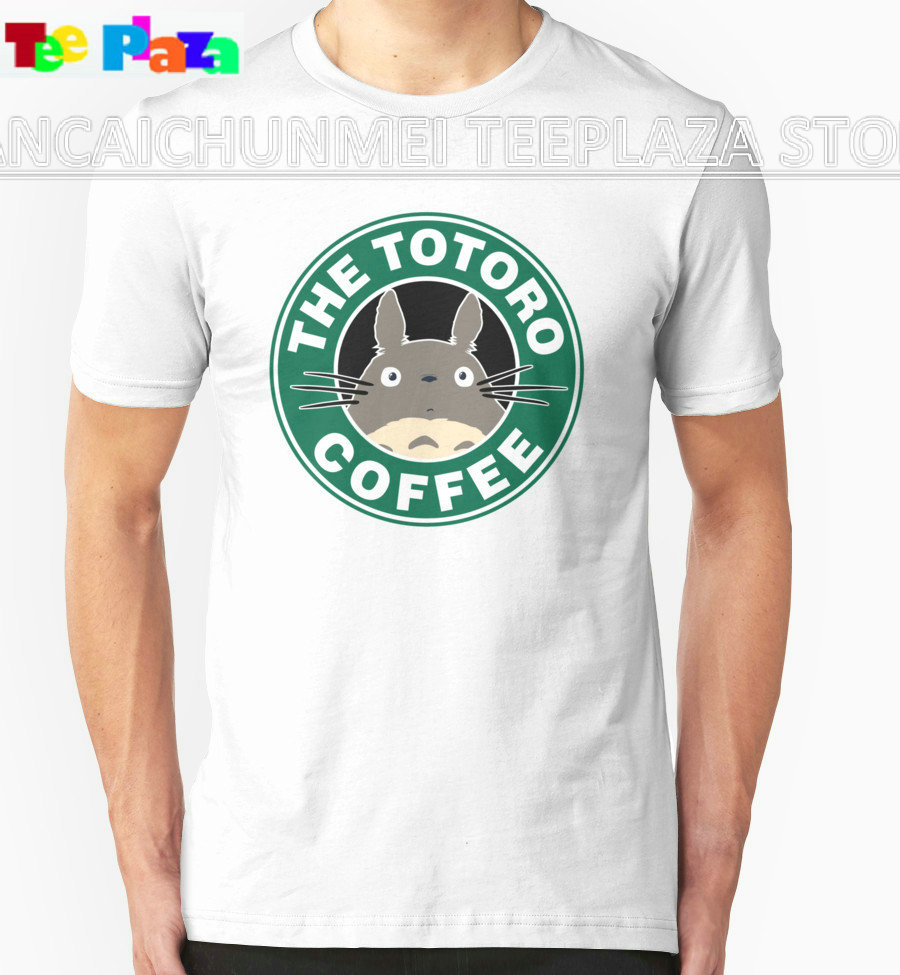 Design t shirts online - Teeplaza Online T Shirts Design Short Sleeve Summer Crew Neck Mens The Anime Coffee Tee Shirt