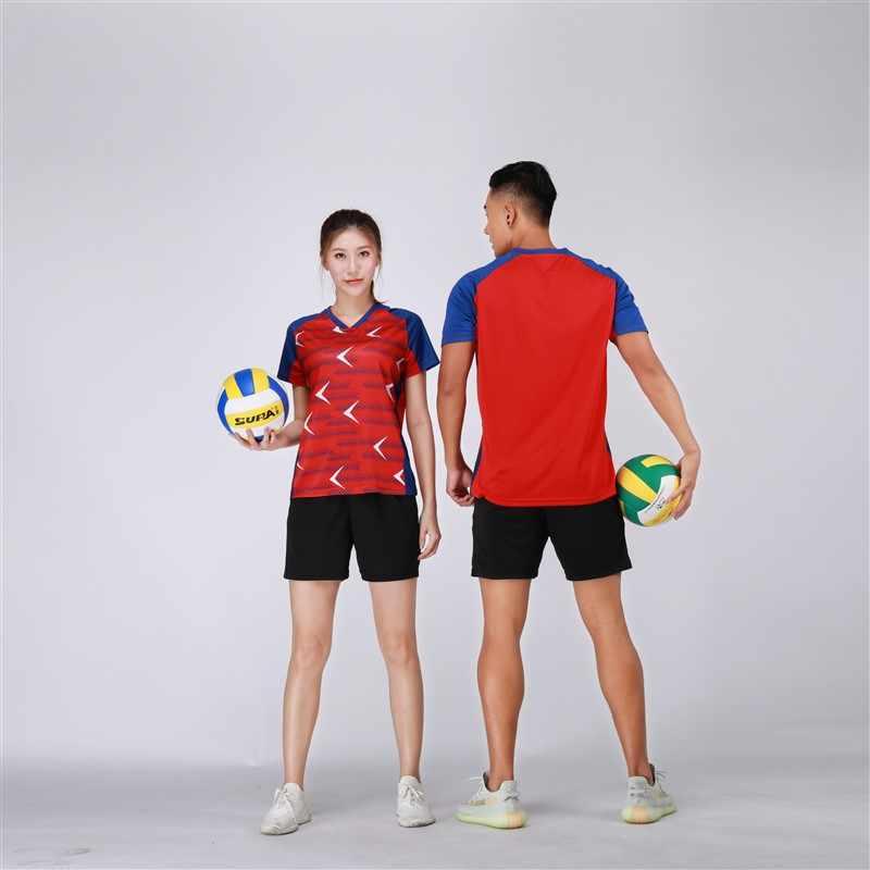 HOWE AO nuevos deportes hombres y mujeres camisetas de voleibol personalizadas uniformes ropa deportiva traje masculino DIY equipo de entrenamiento de voleibol