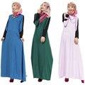 2016 Турецких женщин одежды исламский абая мусульманского свадебные платья мусульманская платье дубай кафтан лонго ислами giyim арабские одежды
