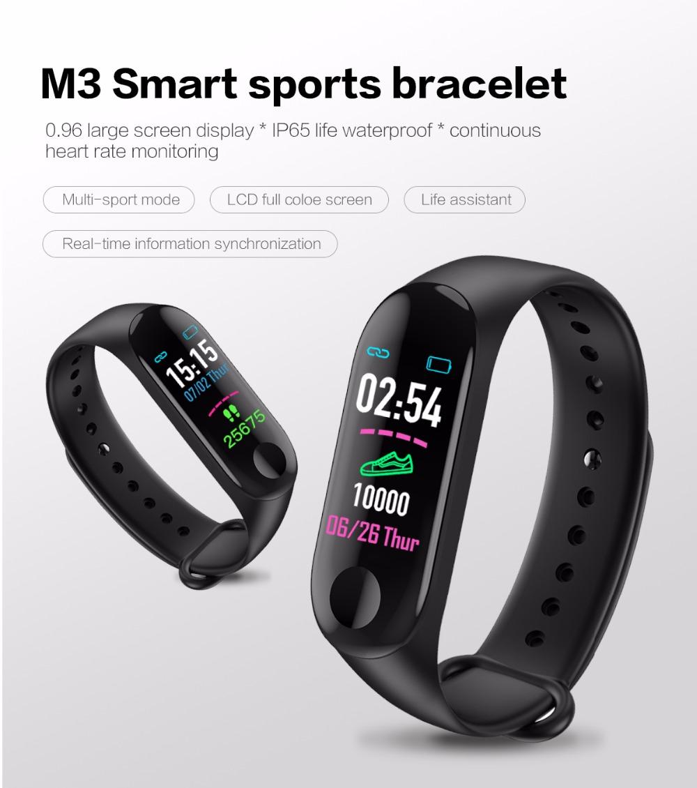 M3 Smart sports bracelet