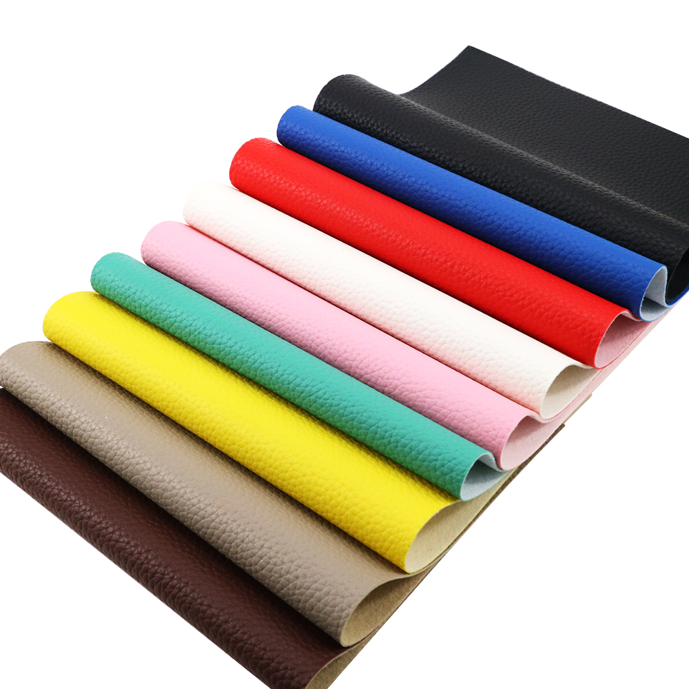 David accessories 20x34cm stripe Rainbow Glitter Faux Synthetic Leather  Fabric 2cd18bba76c8
