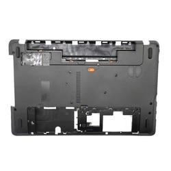 Laptop dolna skrzynka dla Acer Aspire E1 571 E1 571G E1 521 E1 531 E1 531G E1 521G pokrywa AP0HJ000A00 AP0NN000100 w Torby i etui na laptopy od Komputer i biuro na