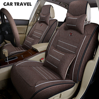 CAR TRAVEL auto car seat cover for ford focus 2 3 /2009/2010/2011/2012/2013/2014/2015/2016/2017/2018 car accessories car styling