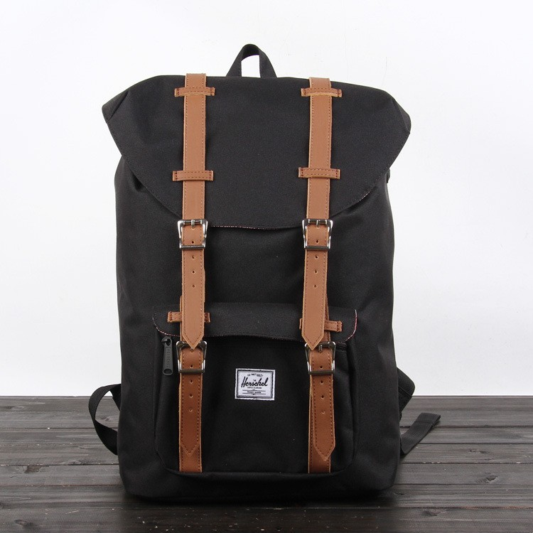 67394c81b751 Top brand bag new style fashion backpacks herschel backpack little america  size 15inch 14.5Litre man s travel lady s backpacks-in Backpacks from  Luggage ...