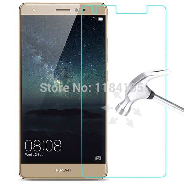 Tempered Glass Film for HUAWEI Mate S Screen Protector Explosion-proof Front LCD 5.5 inc ...