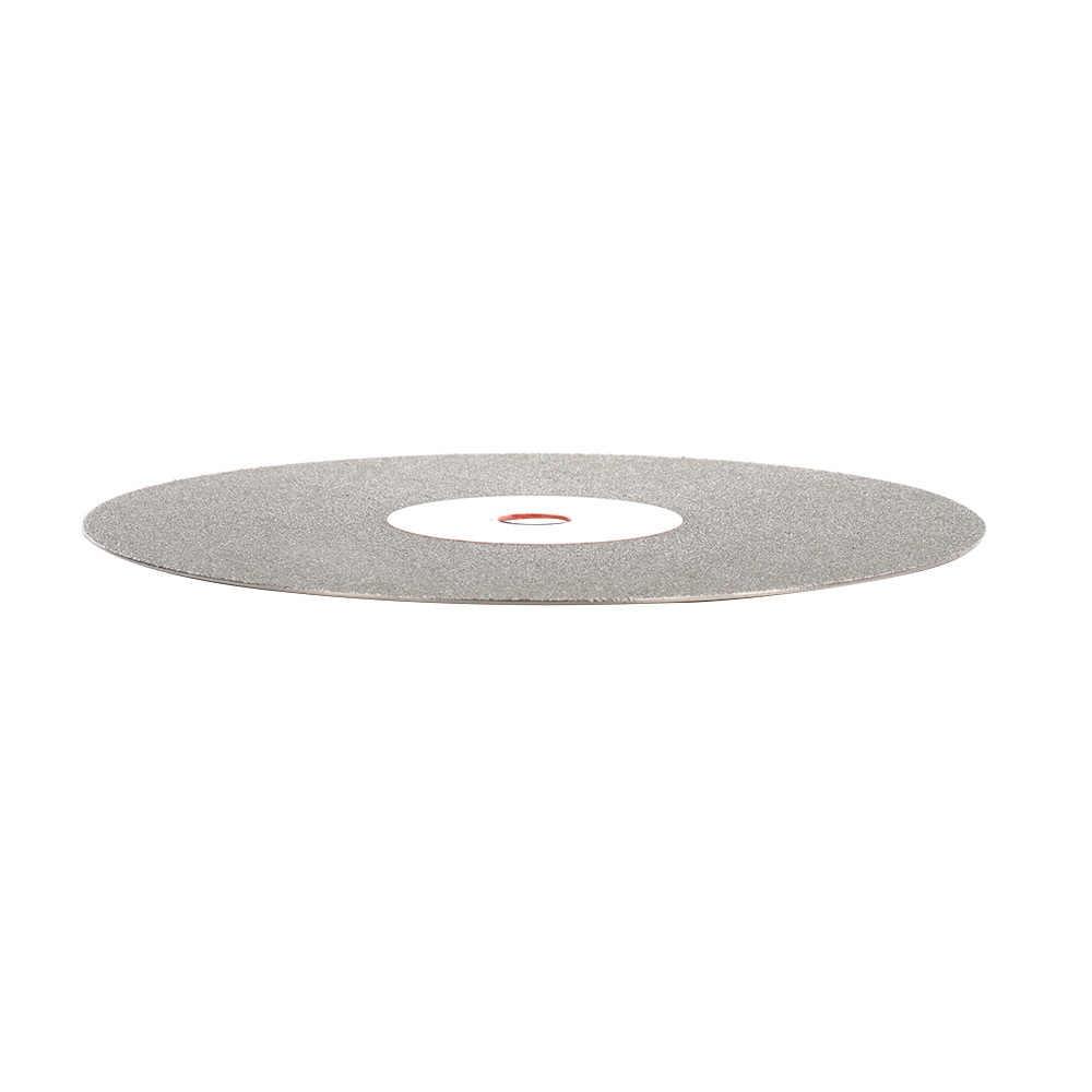 6 Cal 240 # diamentowe powlekane płaskie okrążenie biżuteria szlifowanie polerowanie koła tarczowe