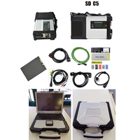 High Quality Diagnostic Tool Super Mb Star C5 With Ssd Newest Software In Laptop Cf30 For