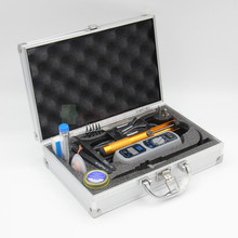 YIHUA 908D Adjustable thermostat Electric soldering iron set Welding repair tools kit